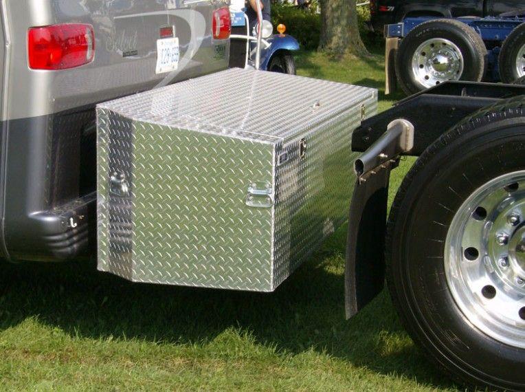 Custom Rear Tool Box