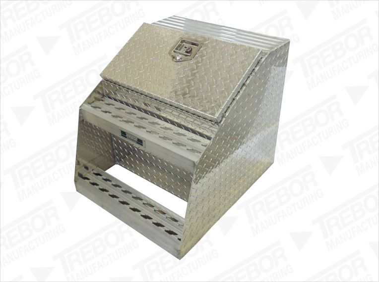 Trebor Step Tool Box