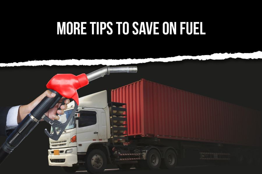 Driving Techniques, Trip Planning and Aluminum Toolboxes: More Tips to Save on Fuel