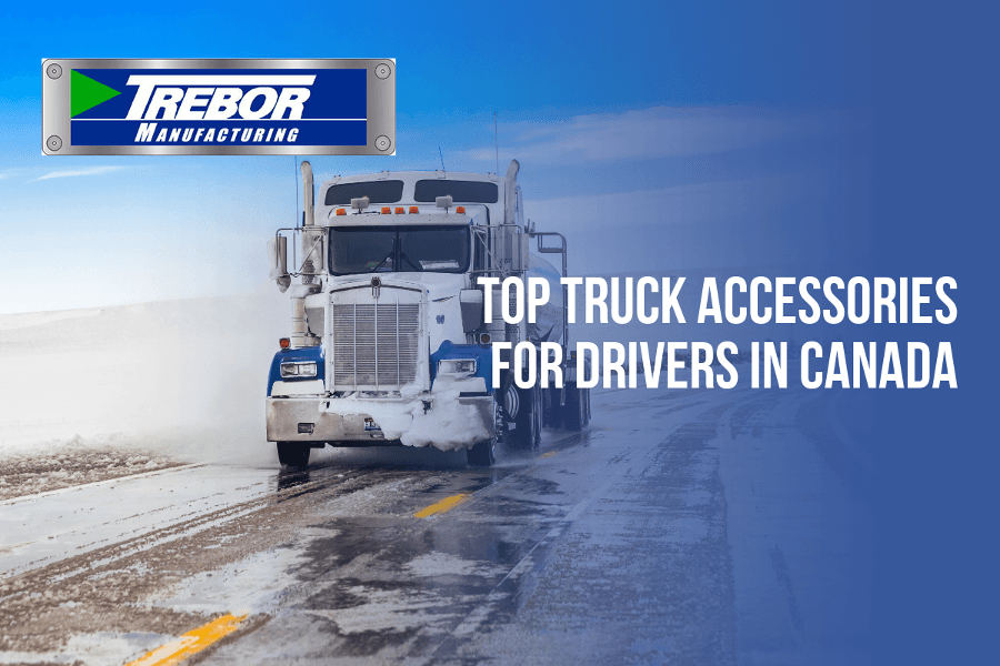 Top Truck Accessories for Drivers in Canada