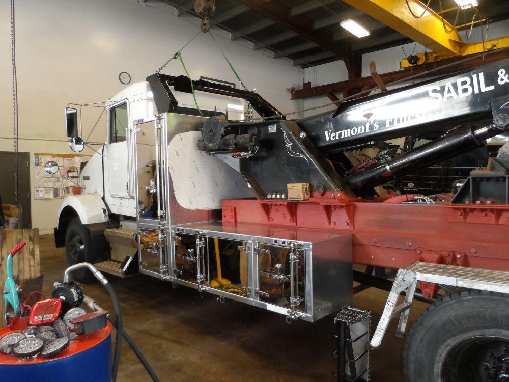 Semi truck tool box gallery picture 19