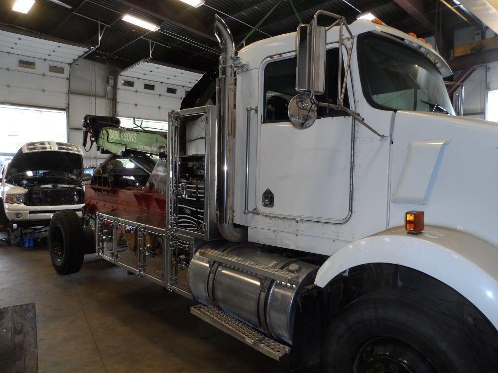 Semi truck tool box gallery picture 15