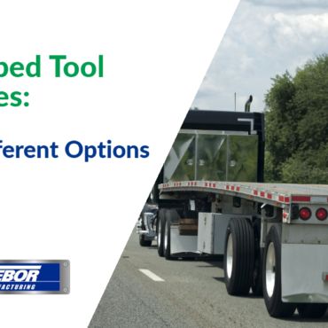 Flatbed Tool Boxes: 4 Different Options