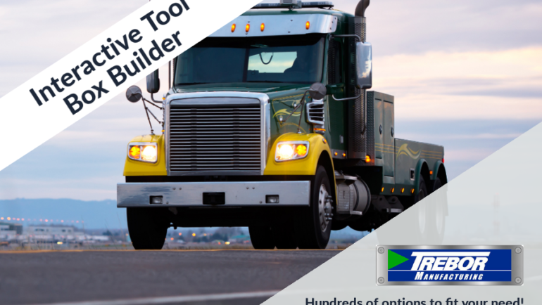 Hundreds of Options for Your Underbody Tool Box