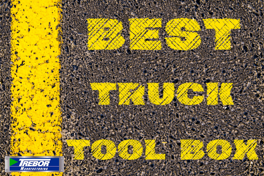 The Best Truck Tool Box: the Underbody Tool Box